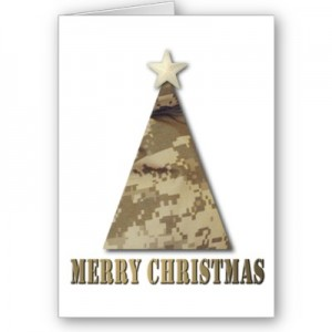 military_christmas_card - Christmas Cards For Veterans
