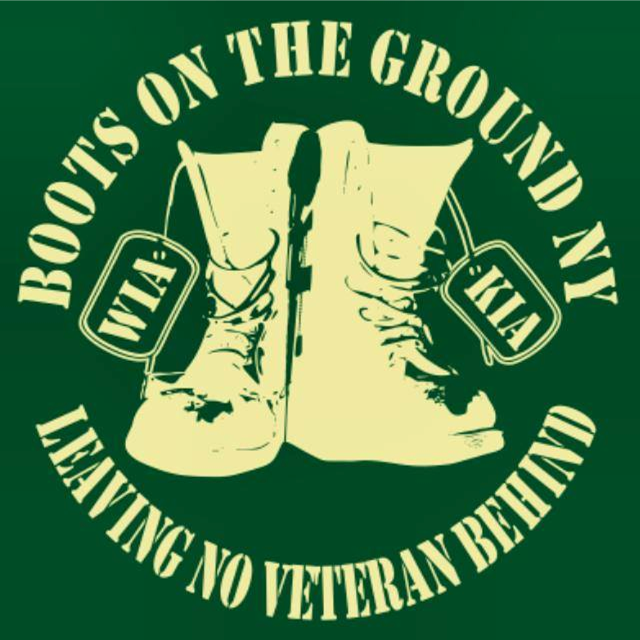 What Boots on the Ground NY need in November to accomplish our Veteran Support Mission:
