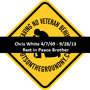 Rest in Peace Our Brother, Chris White