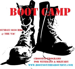 PT / Boot Camp - every Sunday morning @ The VAC | Ronkonkoma | New York | United States