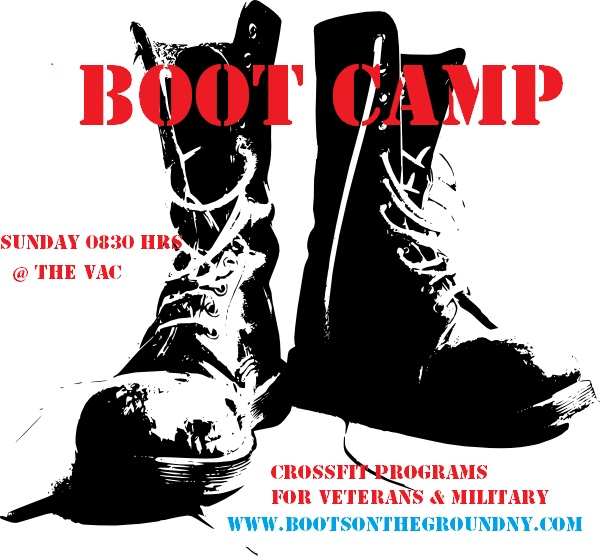 SUNDAY PT – Boot Camp Cross-Fit Style