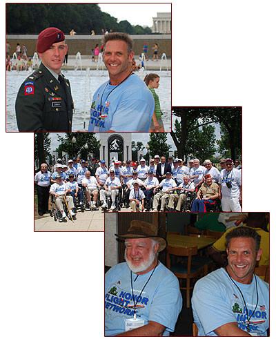 Funeral Service for Chris Cosich, 'Honor Flight Long Island' Founder