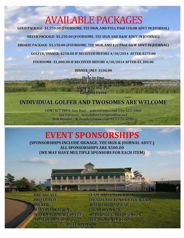 AFE Golf Outing to Honor BOTGNY & Assist Local Veterans.