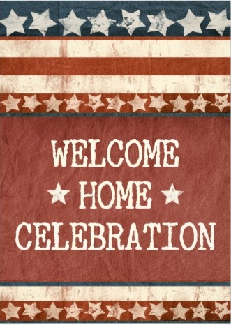 WELCOME HOME MARINE!!     Greeting & Escort this Thursday!!
