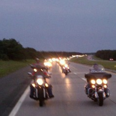 Welcome the Troops to Long Island – Manorville staging & motorcycle escort update