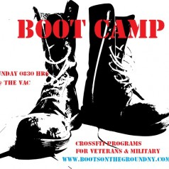 Sunday Morning Boot Camp – Crossfit / PT, begins 4/19