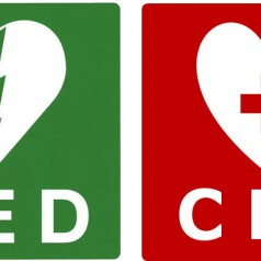 CPR and Defibulator training class