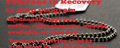 12 Step Recovery Support Group every Wednesday evening