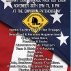 Its All About the Troops – Military Care Package Event
