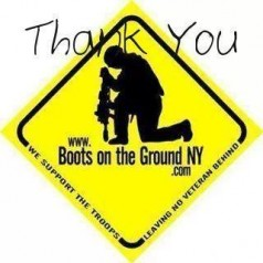 December at Boots on the Ground NY