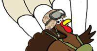 Operation Turkey Drop 2016 – Mission Accomplished!
