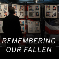 """""""Remembering Our Fallen"""" to be displayed this Sunday in Patchogue"""