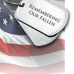 Remembering Our Fallen