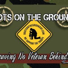 October & Boots on the Ground NY